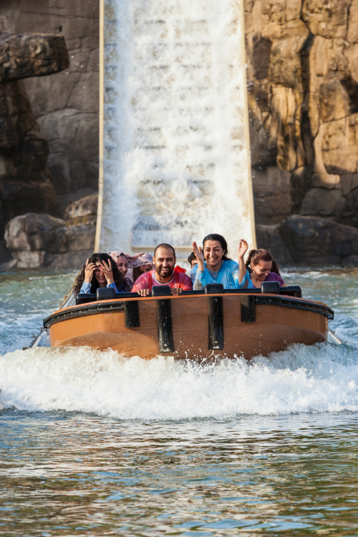 water ride guest services